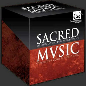 Sacred Music - Cornerstone Works of Sacred Music