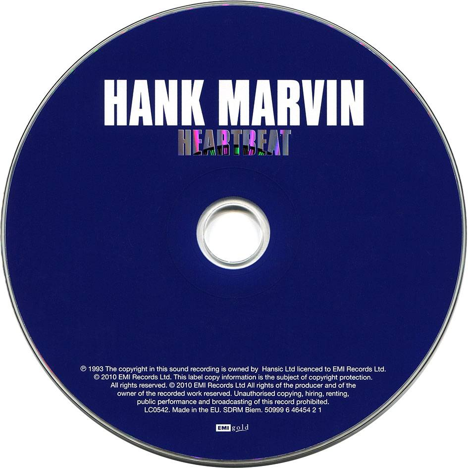 Hank Marvin Heartbeat 1993 Reissue 2010 Avaxhome