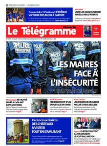 Le Télégramme Guingamp – 23 février 2020