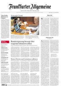 Frankfurter Allgemeine Zeitung - 13 August 2020
