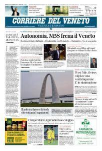 Corriere del Veneto Vicenza e Bassano - 14 Settembre 2018