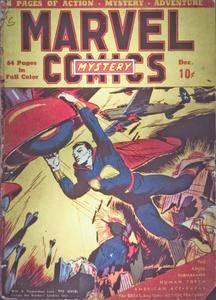 Marvel Mystery Comics v1 002