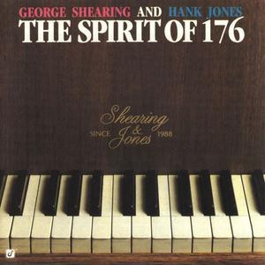 George Shearing & Hank Jones - The Spirit Of 176 (1988) {2003 Concord Jazz}