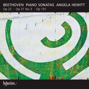 Angela Hewitt - Beethoven: Piano Sonatas Opp. 22, 31-3 & 101 (2013) [Official Digital Download]