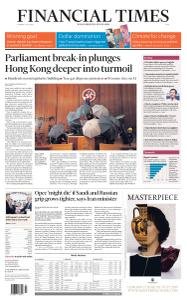 Financial Times Asia - July 2, 2019