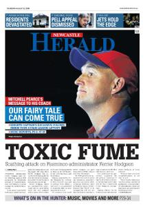 Newcastle Herald - August 22, 2019