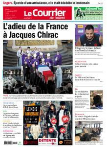 Le Courrier de l'Ouest Angers – 01 octobre 2019