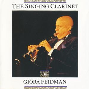 Giora Feidman - The Singing Clarinet (1987) {pläne 88582}