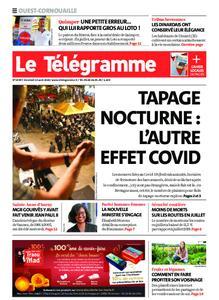 Le Télégramme Ouest Cornouaille – 14 août 2020