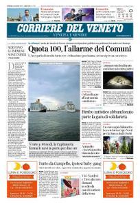 Corriere del Veneto Venezia e Mestre – 28 luglio 2019