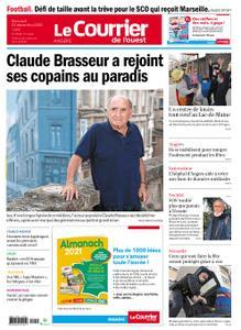 Le Courrier de l'Ouest Angers – 23 décembre 2020