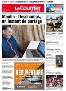 Le Courrier de l'Ouest Cholet – 21 mai 2021