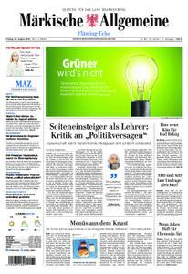 Märkische Allgemeine Fläming Echo - 23. August 2019