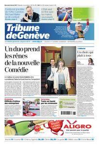 Tribune de Genève du 08 Février 2017