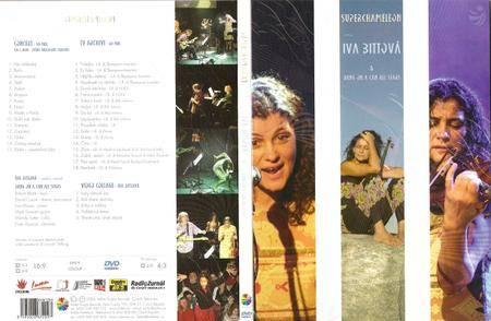 Iva Bittová - Superchameleon (2007)