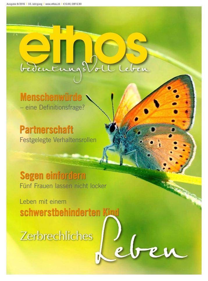 Ethos - August 2016