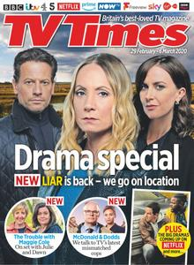 TV Times - 29 February 2020