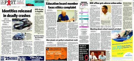The Guam Daily Post – October 31, 2017