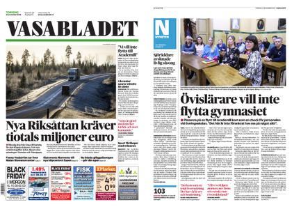 Vasabladet – 22.11.2018