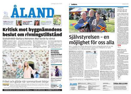 Ålandstidningen – 08 juni 2019