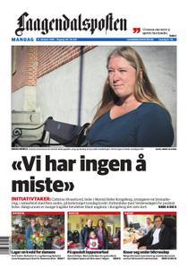 Laagendalsposten – 08. oktober 2018