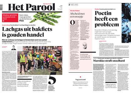 Het Parool – 29 juli 2019