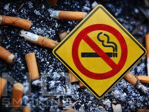 No Smoking PSD