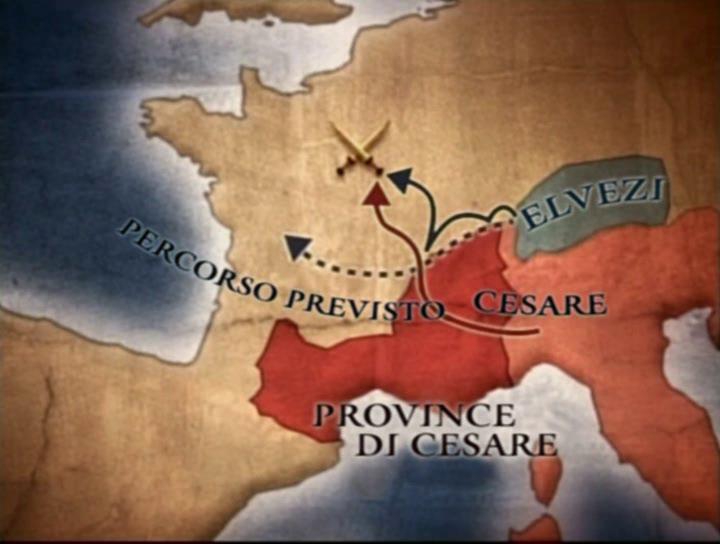 History Channel - The Roman War Machine (1999)