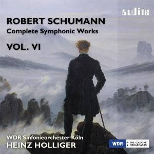 Heinz Holliger - Schumann: Complete Symphonic Works, Vol. VI (2016) [Official Digital Download 24/48]