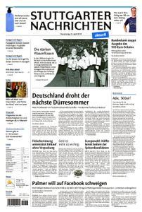 Stuttgarter Nachrichten Fernausgabe - 25. April 2019