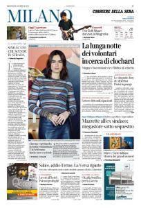 Corriere della Sera Milano - 21 Febbraio 2018