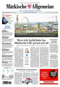 Neue Oranienburger Zeitung - 23. November 2018