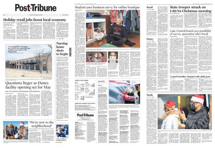 Post-Tribune – December 26, 2020