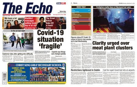 Evening Echo – September 19, 2020