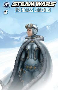Antarctic Press-Steam Wars Princess Legends No 01 2016 Hybrid Comic eBook