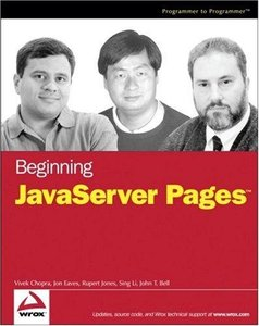 Beginning JavaServer Pages (repost)