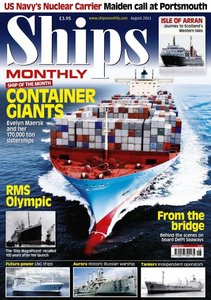 Ships Monthly - August 2011