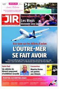 Journal de l'île de la Réunion - 03 février 2020
