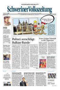 Schweriner Volkszeitung Hagenower Kreisblatt - 22. Februar 2018