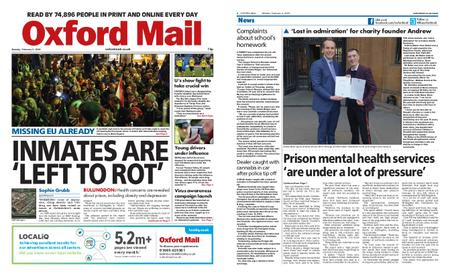 Oxford Mail – February 03, 2020