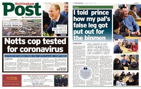 Nottingham Post – February 27, 2020