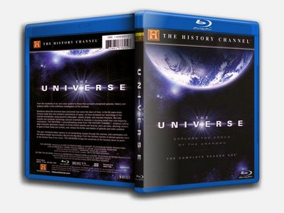 The Universe [Season 1, Episode 1-14] (2007) [ReUp]