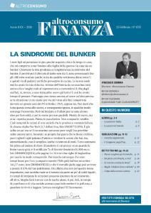 Altroconsumo Finanza N.1355 - 25 Febbraio 2020