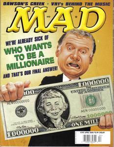 MAD Magazine 392 (2000