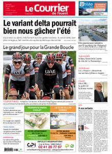 Le Courrier de l'Ouest Cholet – 26 juin 2021