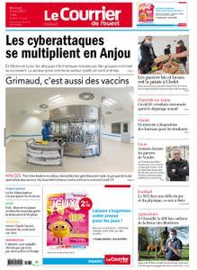 Le Courrier de l'Ouest Cholet – 03 mars 2021