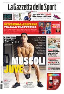 La Gazzetta dello Sport – 14 gennaio 2020
