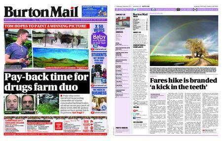 Burton Mail – December 06, 2017