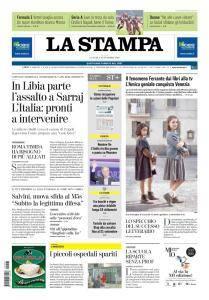 La Stampa Imperia e Sanremo - 3 Settembre 2018