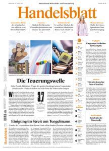 Handelsblatt - 27 April 2021